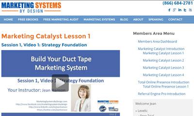 Duct Tape Marketing Portal