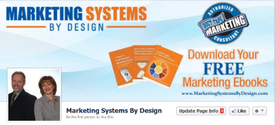 Marketing Systems By Design Facebook page