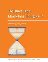 Duct Tape Marketing Hourglass Ebook