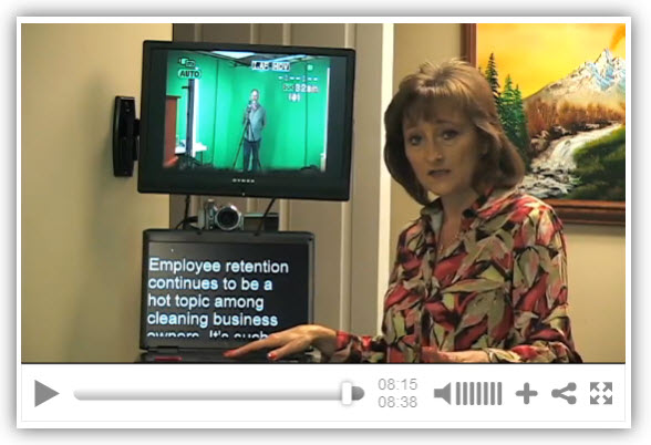 Online Video - teleprompter