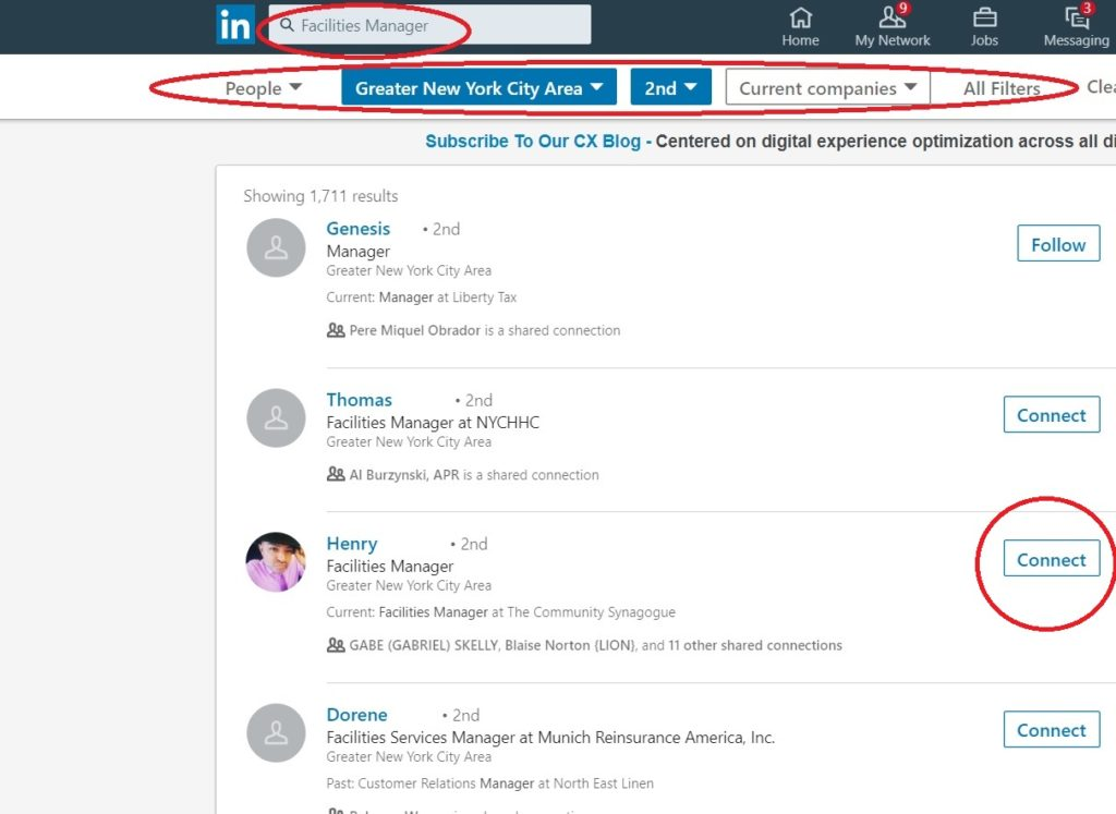 promote your cleaning business, promote your commecial cleaning business on linkedin, how to promote your commercial cleaning business on linkedin, how to market a cleaning business on linkedin