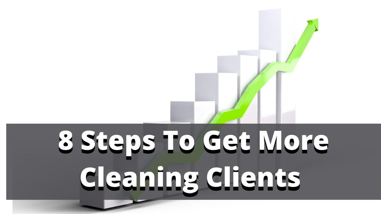 how to increase sales for your cleaning business without lowering prices